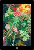 Maken bloemwerk vakbekwaam binder