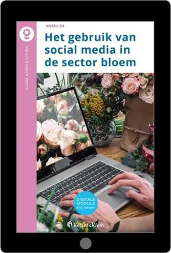 Het gebruik van social media in de sector bloem